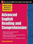 Practice Makes Perfect Advanced English Reading and Comprehension