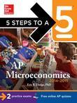 5 Steps to a 5 AP Microeconomics 2014-2015 (eBook)