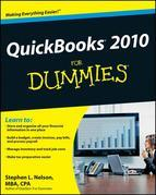 QuickBooks 2010 For Dummies