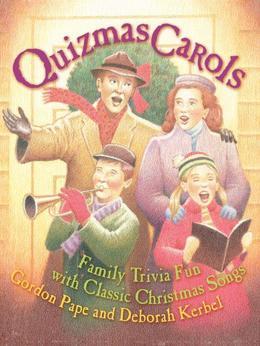 Quizmas Carols: Family Trivia Fun with Classic Christmas Songs