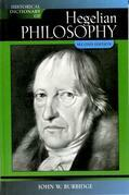 Historical Dictionary of Hegelian Philosophy