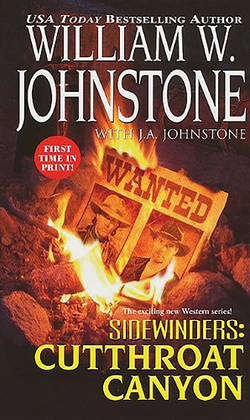 Sidewinders: #3: Cutthroat Canyon