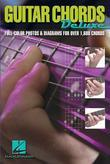 Guitar Chords Deluxe (Music Instruction): Full-Color Photos & Diagrams for Over 1,600 Chords
