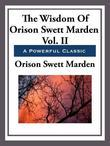 The Wisdom of Orison Swett Marden