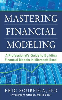 Mastering Financial Modeling: A Professional's Guide to Building Financial Models in Excel