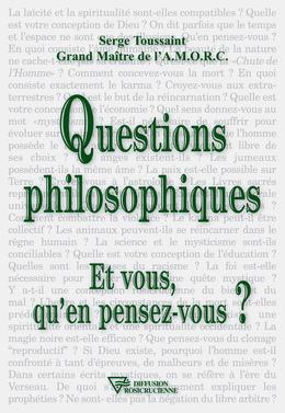 Questions philosophiques