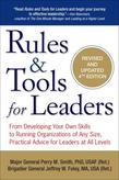 Rules & Tools for Leaders: From Developing Your Own Skills to Running Organizations ofAny Size, PracticalAdvice for Leaders at All Levels