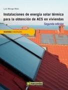 Instalaciones de energía solar térmica para la obtención de ACS en viviendas