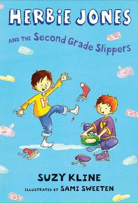 Herbie Jones & the Second Grade Slippers