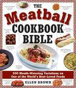 Meatball Cookbook Bible