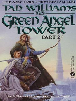 To Green Angel Tower (II)