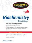 Schaum's Outline of Biochemistry, 3rd Edition
