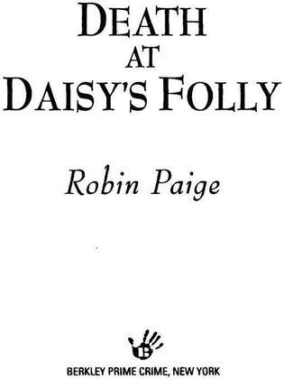 Death at Daisy's Folly