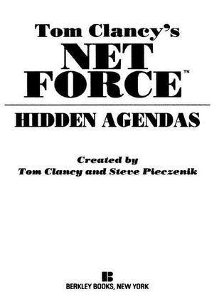 Tom Clancy's Net Force: Hidden Agendas