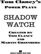 Shadow Watch: Power Plays 03