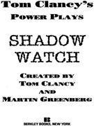 Shadow Watch: Power Plays 03