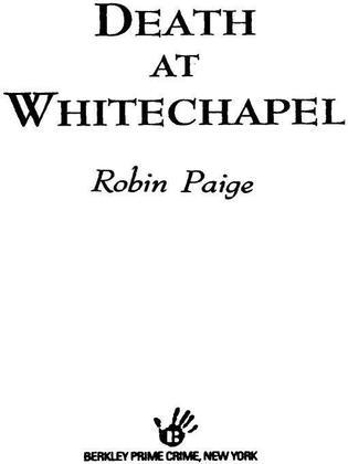 Death at Whitechapel