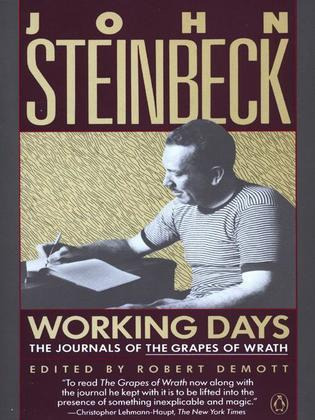 Working Days: The Journals of The Grapes of Wrath