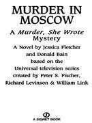 Murder, She Wrote: Murder in Moscow: Murder in Moscow