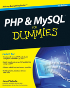 PHP and MySQL For Dummies
