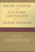 Social Change and Cultural Continuity among Native Nations