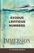 Immersion Bible Studies | Exodus, Leviticus, Numbers