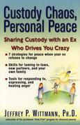Custody Chaos, Personal Peace: Sharing Custody with an Ex Who is Driving You Crazy
