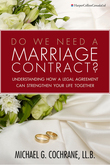 Do We Need a Marriage Contract?: