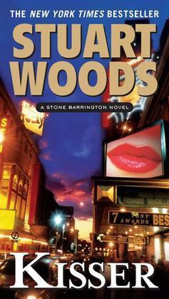 Kisser: A Stone Barrington Novel