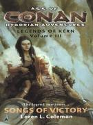 Age of Conan: Songs of Victory: Legends of Kern, Volume IIl