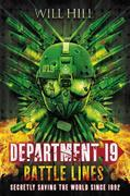 Battle Lines: A Department 19 Novel