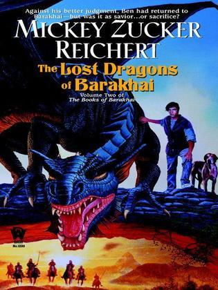Lost Dragons of Barakhai: (The Books of Barakhai #2)