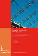 Design of Cold-formed Steel Structures: Eurocode 3: Design of Steel Structures. Part 1-3 Design of cold-formed Steel Structures