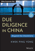 Due Diligence in China + Website: Beyond the Checklists