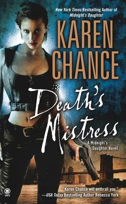Karen Chance - Death's Mistress: A Midnight's Daughter Novel