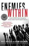 Matt Apuzzo - Enemies Within: Inside the NYPD's Secret Spying Unit and bin Laden's Final Plot Against America