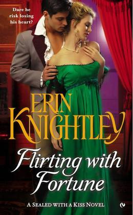 Flirting With Fortune: A Sealed With a Kiss Novel