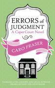 Errors of Judgment