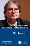 Chimie des processus biologiques: une introduction
