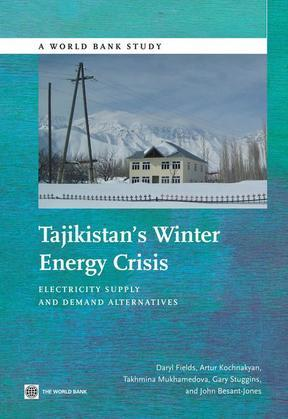 Tajikistan's Winter Energy Crisis: Electricity Supply and Demand Alternatives