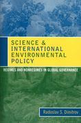 Science and International Environmental Policy: Regimes and Nonregimes in Global Governance