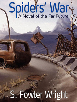 Spiders' War: A Novel of the Far Future