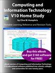Computing and Information Technology V10 Home Study