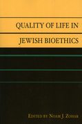Quality of Life in Jewish Bioethics