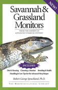Savannah and Grassland Monitors: From the Experts at Advanced Vivarium Systems