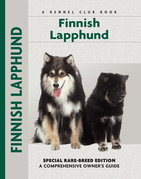 Finnish Lapphund: Special Rare-Breed Edition : A Comprehensive Owner's Guide