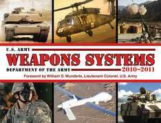 U.S. Army Weapons Systems 2010-2011