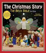The Christmas Story: The Brick Bible for Kids