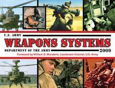 U.S. Army Weapons Systems 2009