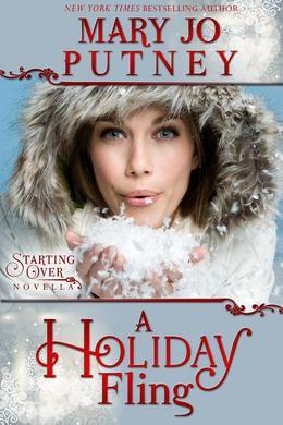 A Holiday Fling (The Starting Over Series, Novella)